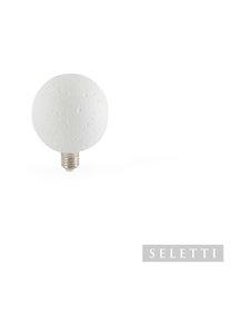 Seletti - Moon Small LED -lamppu - WHITE | Stockmann