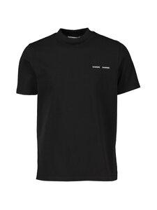 Samsoe & Samsoe - Norsbro T-shirt -paita - 00001 BLACK | Stockmann