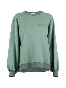 Neo Noir - Flex Light Sweatshirt -collegepaita - 723 DUSTY GREEN   Stockmann