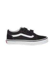 Vans - JN Old Skool V -tennarit - BLACK/TRUE WHITE | Stockmann