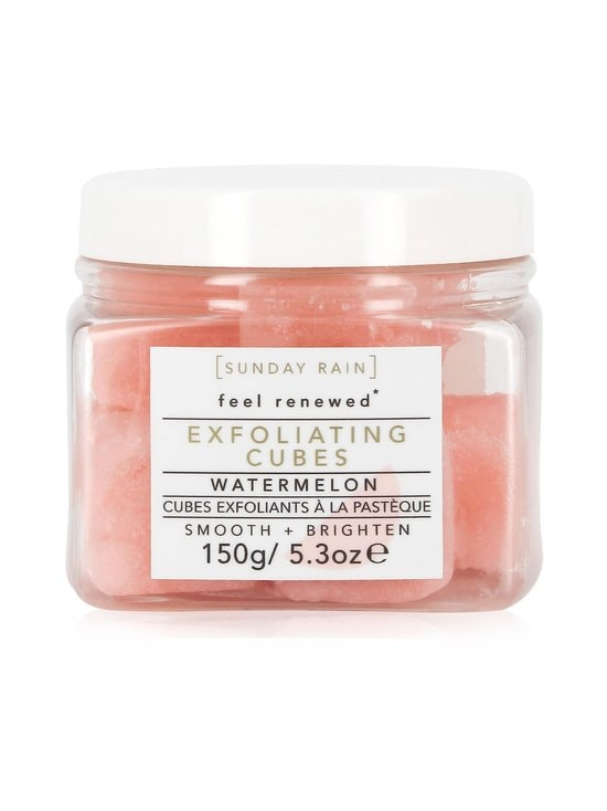 Sunday Rain - Exfoliating Cubes Watermelon -kuorinta 150 g - NOCOL | Stockmann - photo 1