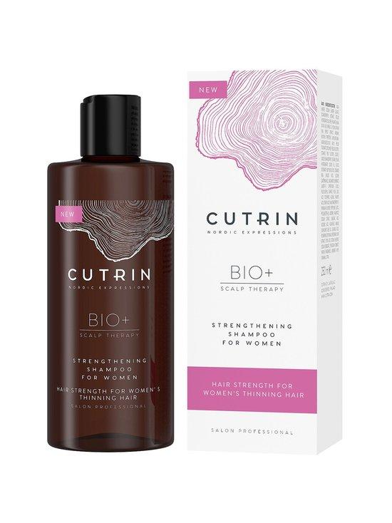 Cutrin Bio+ - Bio+ Strengthening Shampoo For Women -shampoo 250 ml - NOCOL | Stockmann - photo 1