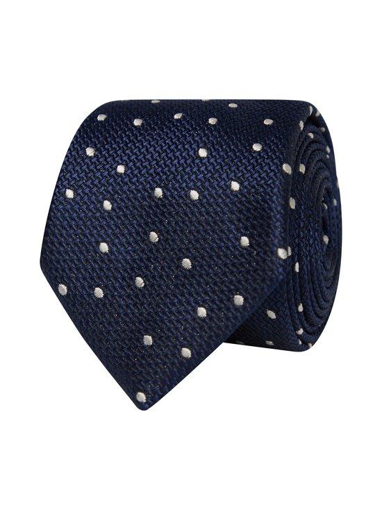 Dot Silk Blend Tie -silkkisekoitesolmio