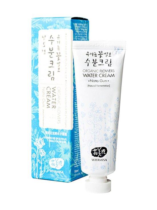 Whamisa - Organic Flowers Water Cream -kasvovoide 50 ml - NOCOL | Stockmann - photo 1