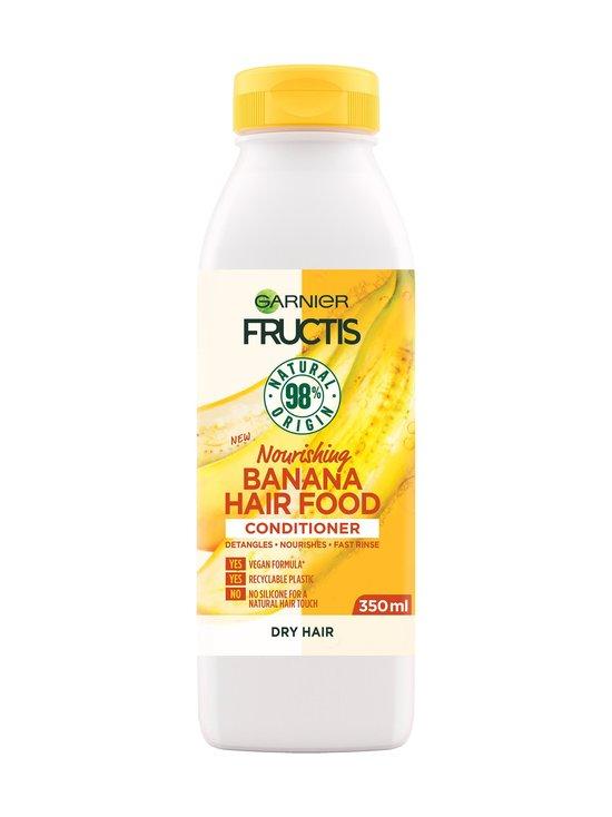 Garnier - Fructis Hair Food Banana Conditioner -hoitoaine 350 ml - NOCOL | Stockmann - photo 1