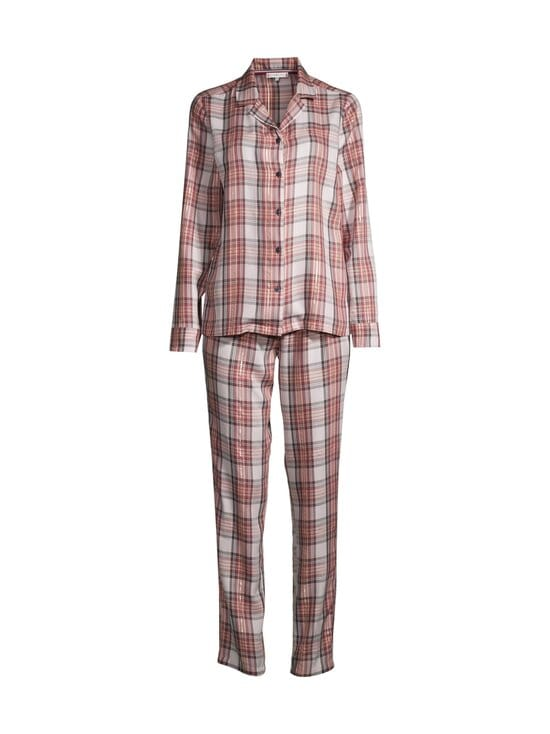 Tommy Hilfiger - Pyjama - 0PP HOLIDAY LUREX CHECK   Stockmann - photo 1