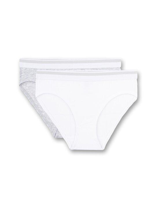 Sanetta - Rioslip-alushousut 2-pack - 10 WHITE | Stockmann - photo 1