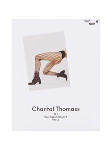 Chantal Thomass - Fishnet Mix -sukkahousut - BLACK | Stockmann