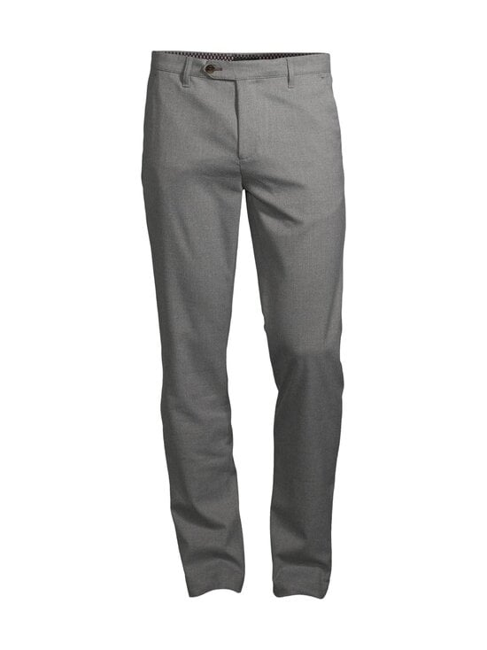 Ted Baker London - Bugabo Slim Fit -housut - 03 CHARCOAL | Stockmann - photo 1