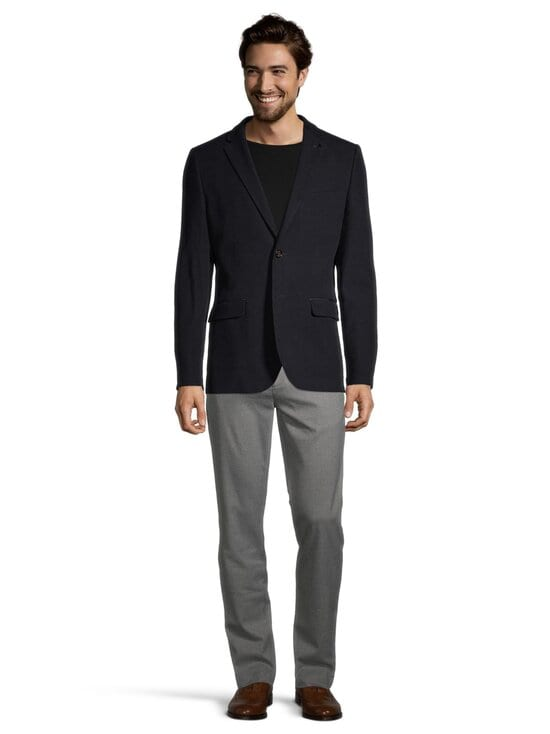 Ted Baker London - Bugabo Slim Fit -housut - 03 CHARCOAL | Stockmann - photo 4