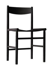 Nikari - AKAD-O Akademia -tuoli - OAK BLACK STAIN | Stockmann