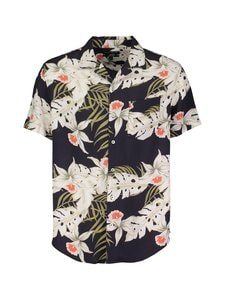 Cap Horn - Terrence Classic Fit -paita - RED FLORAL COMBO | Stockmann