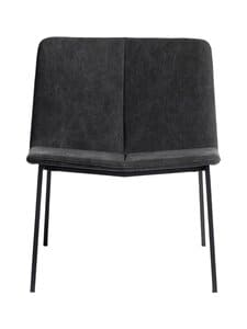 Muubs - Chamfer Lounge -tuoli - ANTHRACITE | Stockmann