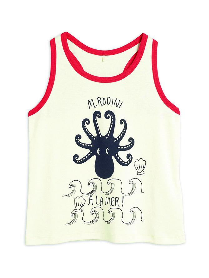 Octopus Tank Top -paita