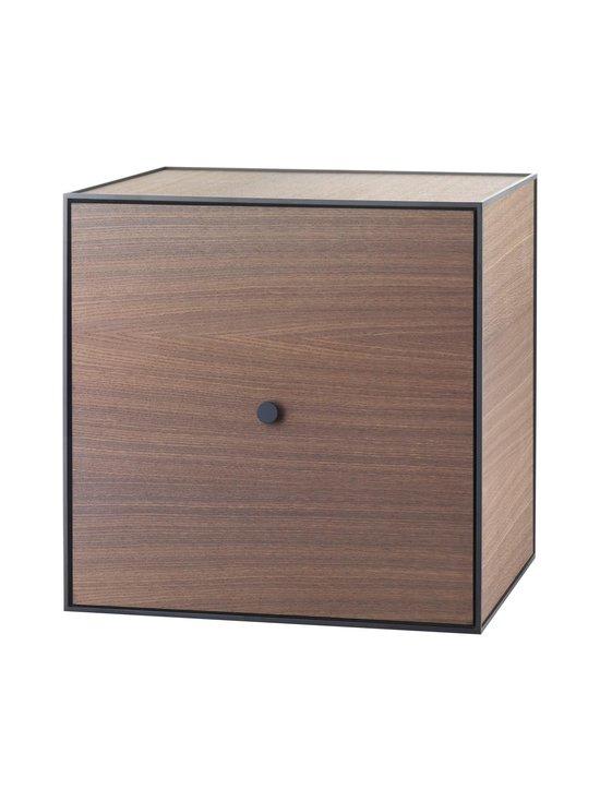 By Lassen - Frame 49 -laatikko + ovi ja hylly - SMOKED OAK (RUSKEA)   Stockmann - photo 1