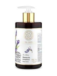 Natura Siberica - Flora Siberica Siberian Iris -shampoo värjätyille hiuksille 480 ml | Stockmann