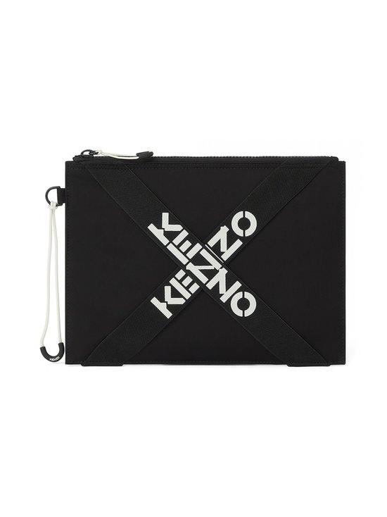Kenzo - Sport Large Clutch -laukku - BLACK | Stockmann - photo 1
