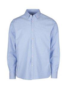 Knowledge Cotton Apparel - Elder-kauluspaita - 1235 LAPIS BLUE   Stockmann