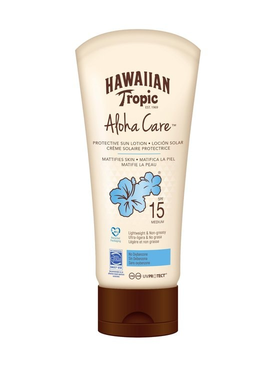 Hawaiian Tropic - Aloha Care SPF 15 -aurinkovoide 180 ml - NOCOL | Stockmann - photo 1