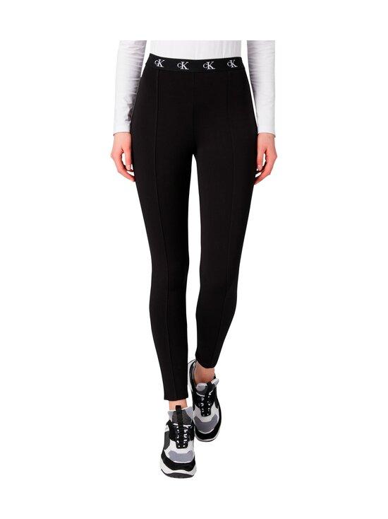 Calvin Klein Jeans - Milano CK Trim -leggingsit - BEH CK BLACK | Stockmann - photo 3
