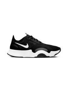 Nike - W SuperRep Go -treenikengät - 101 WHITE/BLACK-DK SMOKE GREY   Stockmann