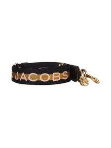 Marc Jacobs - Logo Thin Webbing Strap -olkahihna - EW PINK MULTI 689 | Stockmann
