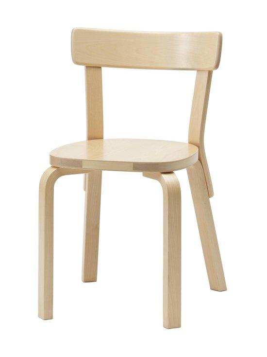 Artek - 69-tuoli, koottava - LAKATTU KOIVU | Stockmann - photo 1