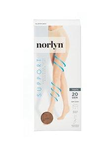 Norlyn - Support 20 den -tukisukkahousut - IVORY | Stockmann