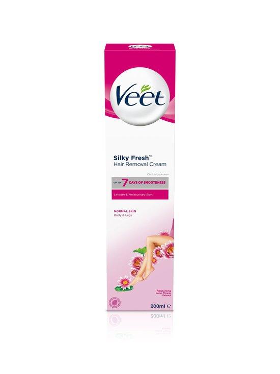 Veet - Silky Fresh™ Hair Removal Cream -ihokarvanpoistovoide 200 ml - NOCOL | Stockmann - photo 1