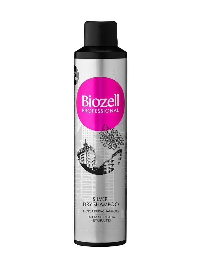 Silver Dry Shampoo -kuivashampoo 300 ml