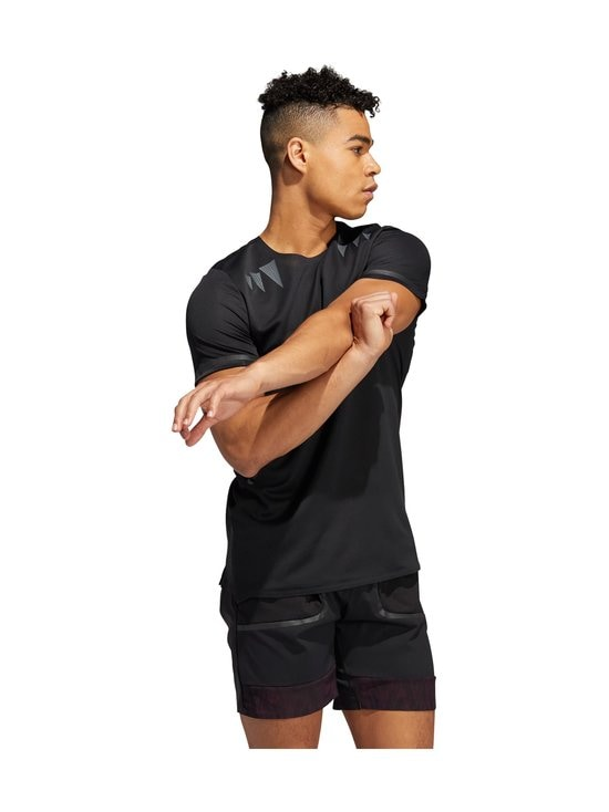 adidas Performance - HEAT.RDY Prime T-shirt -paita - BLACK | Stockmann - photo 3