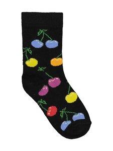 Happy Socks - Kids Cherry -sukat - 9001-BLACK   Stockmann