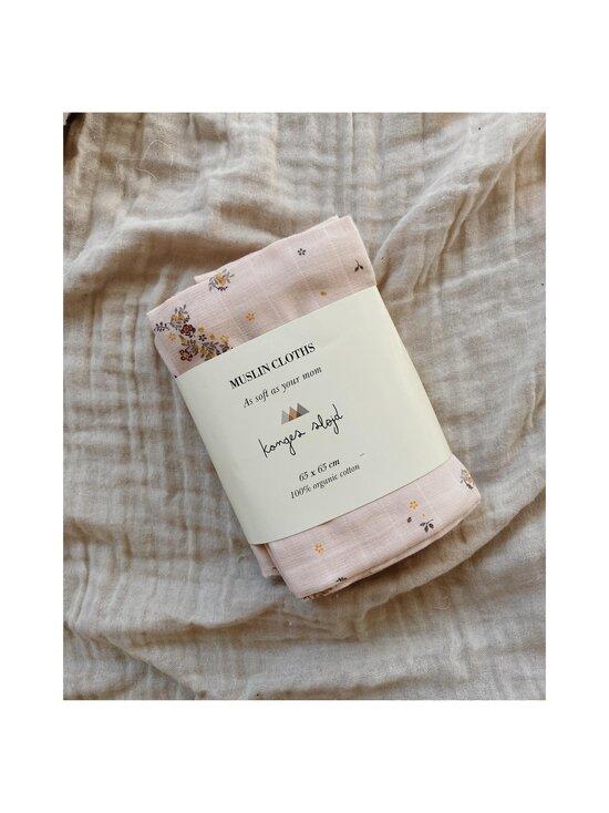 Konges Sløjd - Muslin Cloth -harso 3-pack - NOSTALGIE BLUSH | Stockmann - photo 3