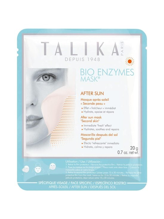 Talika - Bio Enzymes Mask After-Sun -kasvonaamio 20 g - 1 | Stockmann - photo 1
