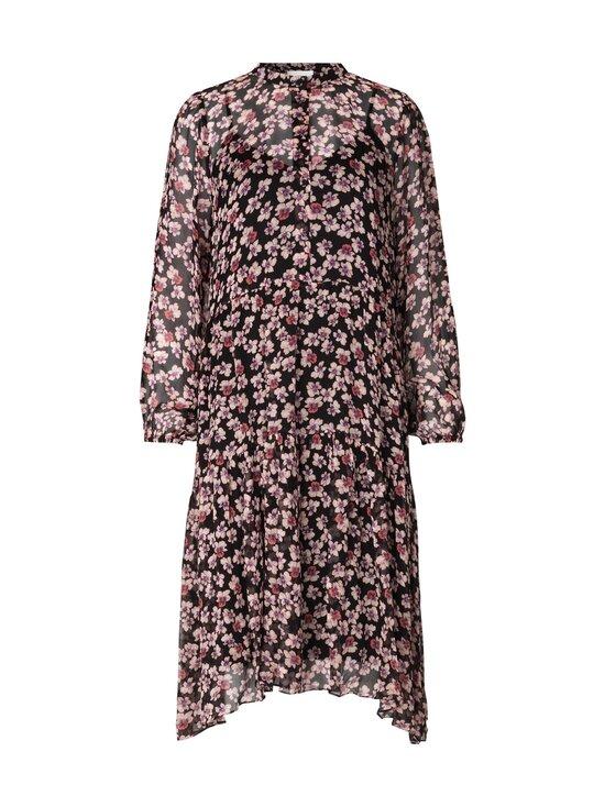 SECOND FEMALE - Fleurir Dress -mekko - 8001 BLACK | Stockmann - photo 1