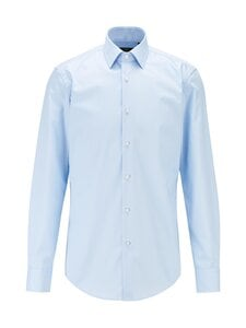BOSS - Jango-kauluspaita - 450 LIGHT/PASTEL BLUE | Stockmann