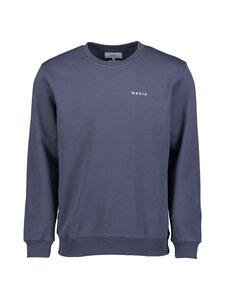 Makia - Trim Sweatshirt -collegepaita - 661 DARK BLUE | Stockmann