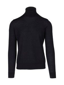 Samsoe & Samsoe - Flemming Turtle Neck -merinovillaneule - NIGHT SKY | Stockmann