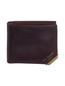 Ted Baker London - Korning -metallikulmainen lompakko - 22 XCHOCOLATE   Stockmann