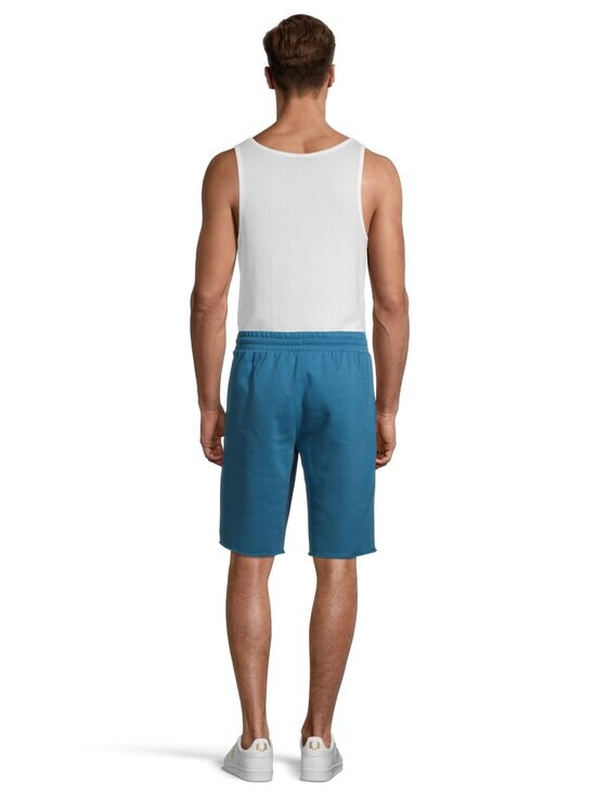 Under Armour - Project Rock Charged Cotton® Fleece Shorts -shortsit - 446 ACADIA / / BLACK   Stockmann - photo 3
