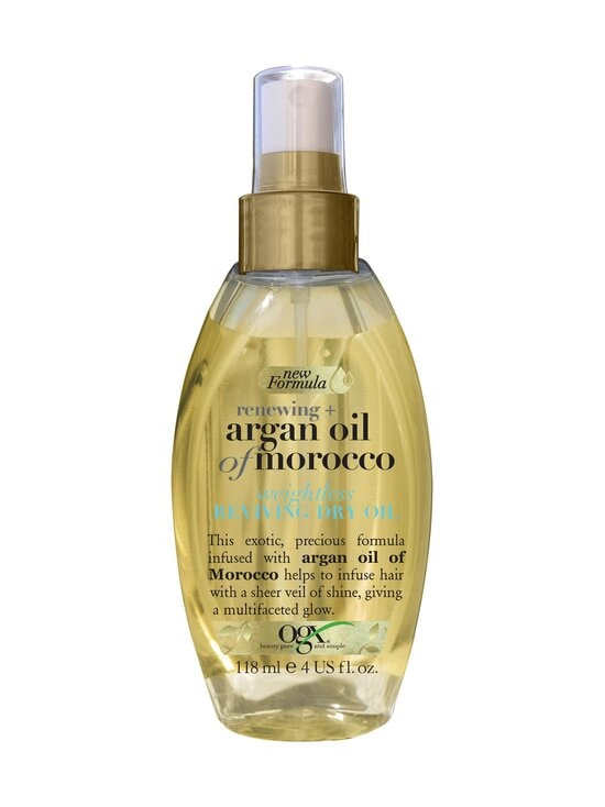 ogx - Argan Oil Moroccan Spray Hair Dry Oil -hiusöljy 118 ml - NOCOL | Stockmann - photo 1