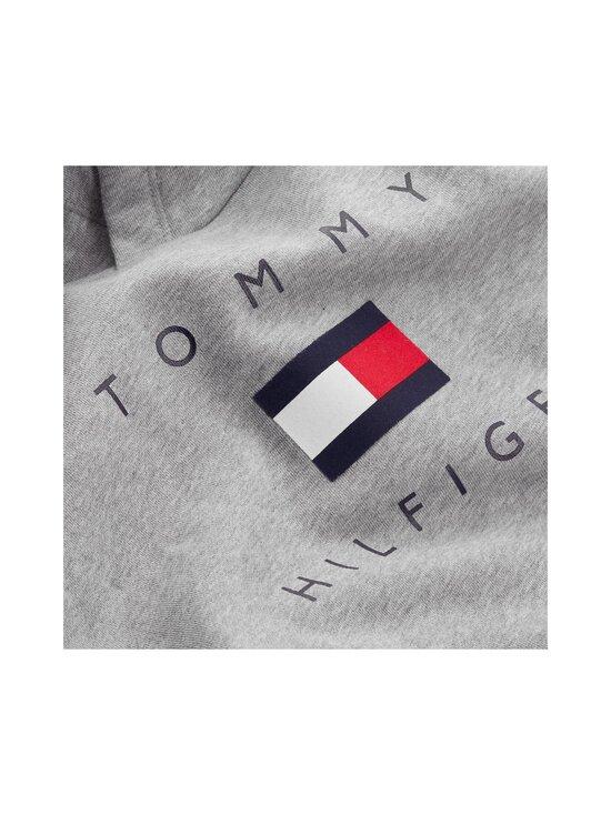 Tommy Hilfiger - TH Logo -huppari - P6U MID GREY HTR   Stockmann - photo 3