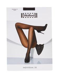 Wolford - Individual 20 den -sukkahousut - BLACK | Stockmann