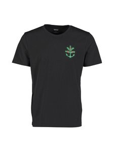 Makia - Nokka T-Shirt -paita - 999 BLACK | Stockmann