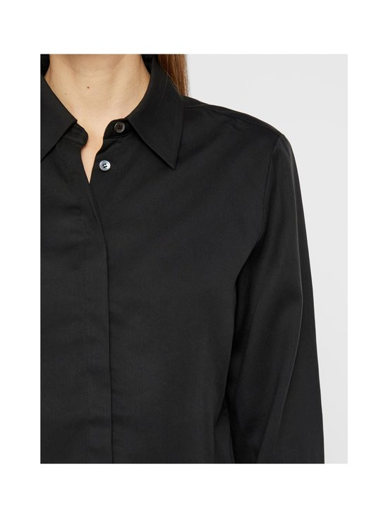 J.Lindeberg - Mallory Cropped Shirt -paitapusero - 9999 BLACK | Stockmann - photo 5