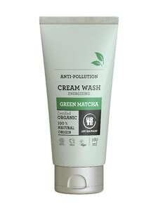 Urtekram - Green Matcha Cream Wash -puhdistusvoide 180 ml - null | Stockmann