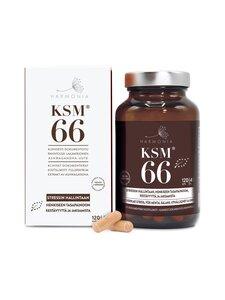Harmonia - KSM66 Luomu (DK-ÖKO-100) -ravintolisä 120 kaps. | Stockmann