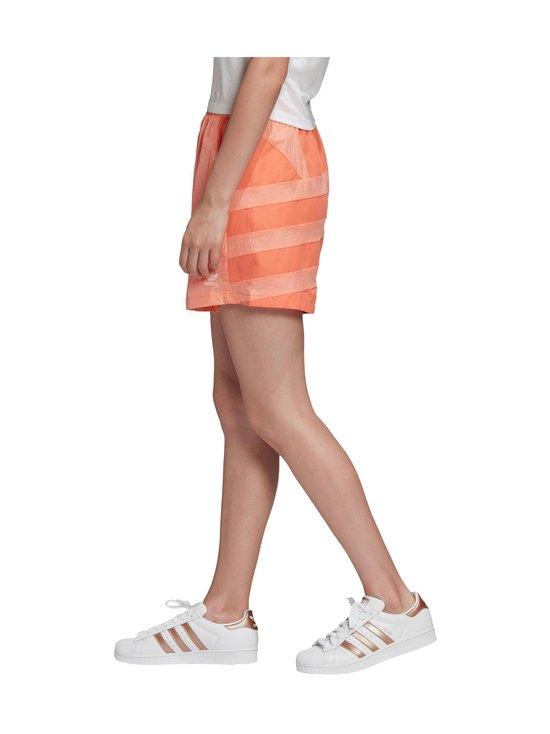 adidas Originals - Large Logo -shortsit - CHALK CORAL/SEMI CORAL | Stockmann - photo 5