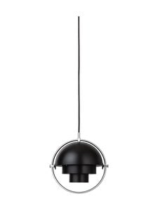 Gubi - Multi-Lite Pendant Small -riippuvalaisin - BLACK SEMI MATT | Stockmann