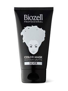 Biozell - Color Mask Silver -sävyte 150 ml - null | Stockmann